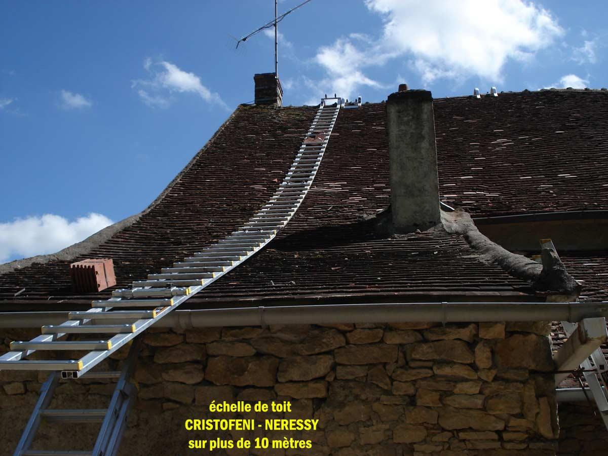 photo 20, roof ladder, roof ladders, aluminium roof ladder, roof
